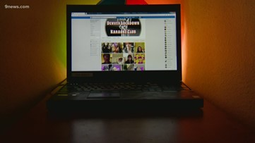 Facebook group offers karaoke during stay-at-home order