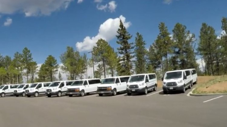 Pikes Peak Parking >> Want To Head Up Pikes Peak S Scenic Highway You Ll Have To Take A