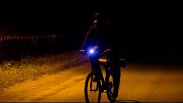CU students design safer bike light
