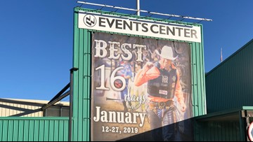 National Western Stock Show opens with record Saturday attendance