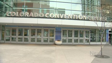 Colorado Convention Center to be converted into 2,000-bed field hospital