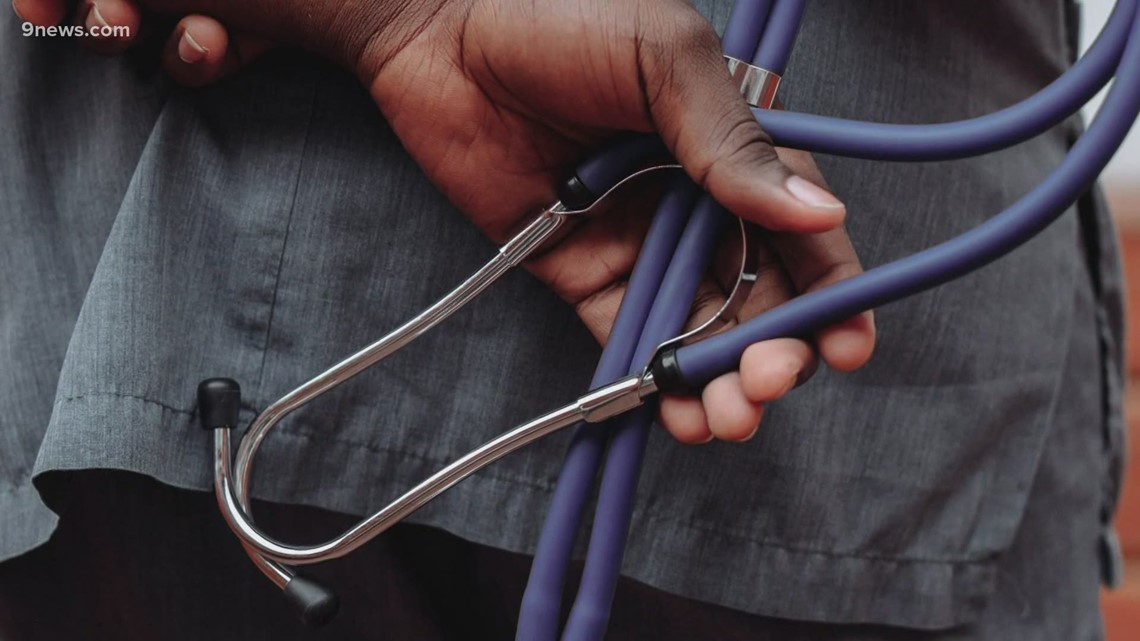 Data shows just .4% of doctors in Colorado are Black