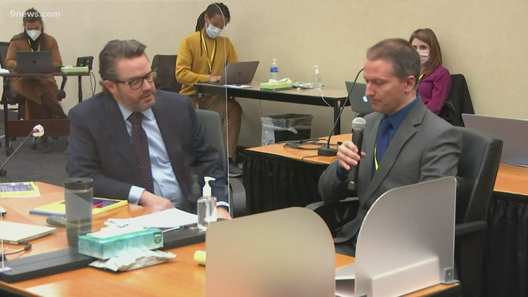 Testimony ends in Chauvin trial