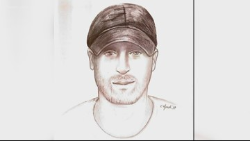 Sketch released for suspect in attempted abduction in Broomfield