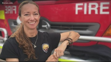 Southern Colorado firefighter 1 of 9 from the state sent to battle Australian bushfires