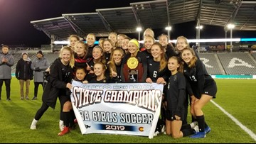 Colorado Academy wins 3A girls soccer championship