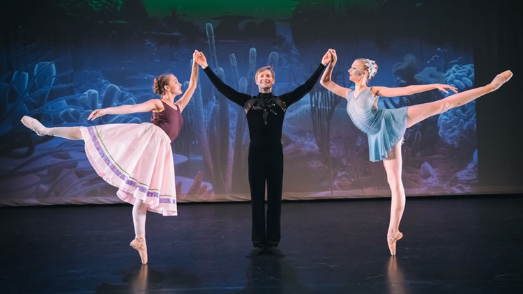 Danse Etoile Ballet Presents Snow White and The Ugly Duckling