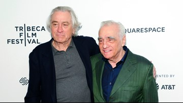 Ahead of 'The Irishman,' Scorsese and De Niro look back