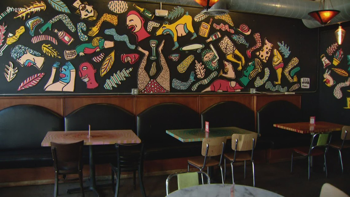 City O' City offers tasty vegetarian dishes and a safe space for people to gather