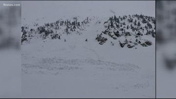 Woman killed in avalanche near Cameron Pass identified