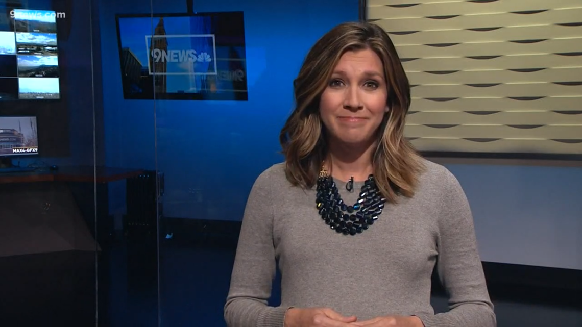 Gas Prices In Colorado >> 9NEWS Meteorologist Becky Ditchfield thanks Colorado ...