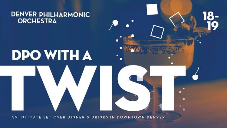 Denver Philharmonic Orchestra w a Twist