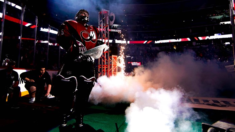 Calgary Roughnecks at Colorado Mammoth