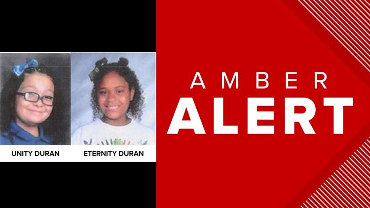 Amber Alert canceled, girls found safe