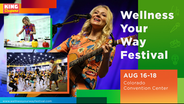 Jewel's Wellness Your Way Festival comes to Denver this weekend