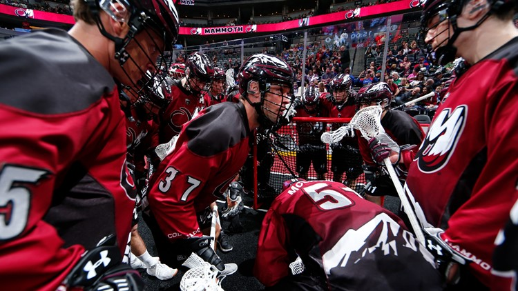 Calgary Roughnecks at Colorado Mammoth 01.06.19