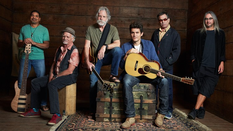Dead & Company will play Red Rocks shows this fall