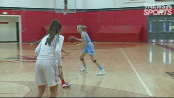Denver East girls hoops edges No. 5 Ralston Valley