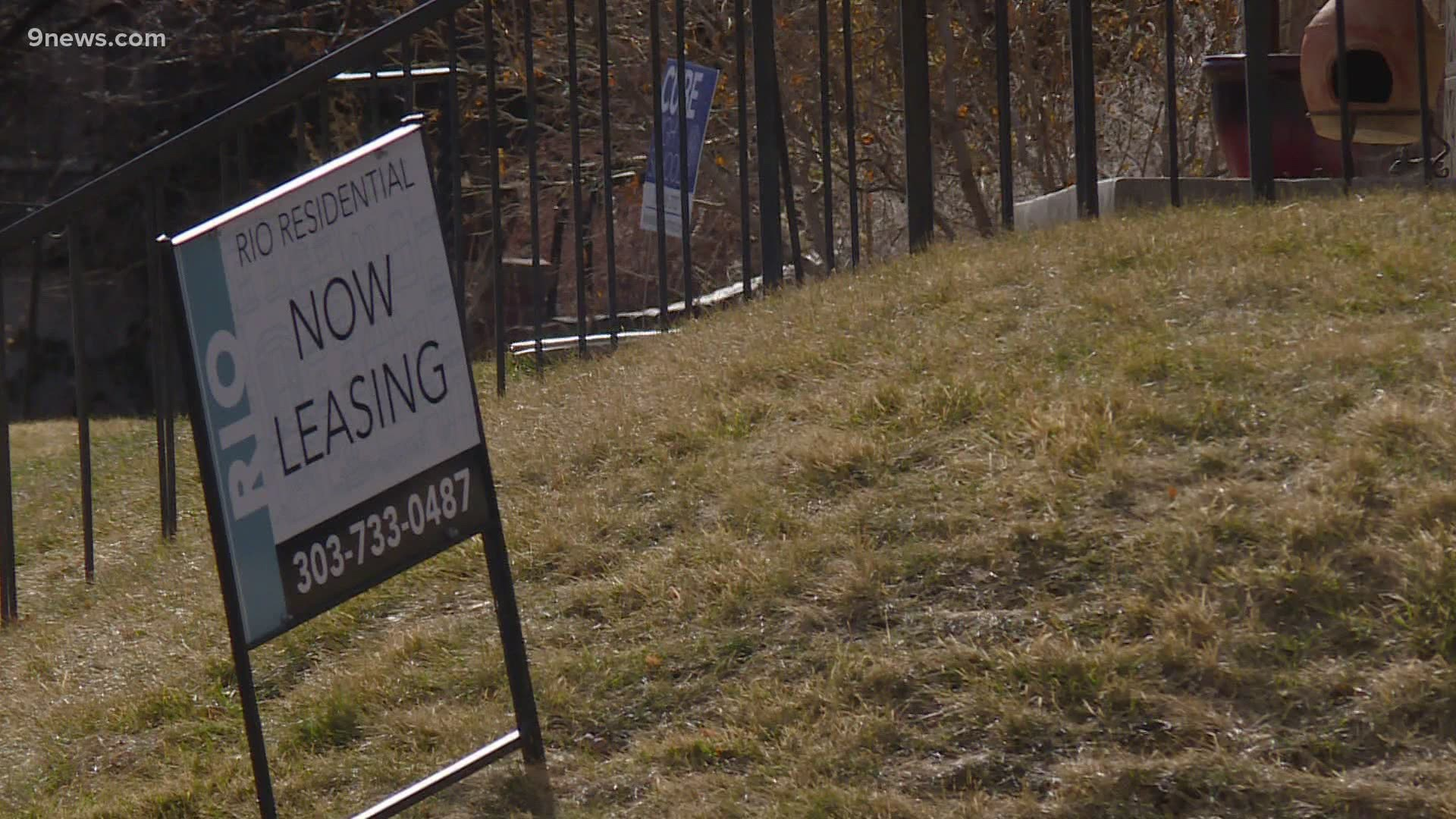 Rental Assistance Requests Spike In Colorado 9news Com