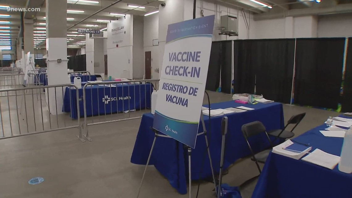 SCL Health vaccine clinic improves access with Spanish-language resources