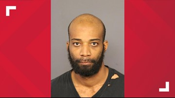 Man charged following Friday standoff in Five Points neighborhood