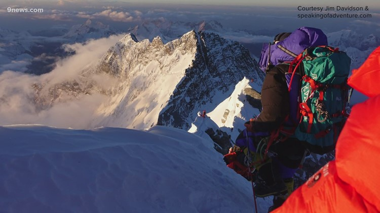Coloradan survives Mt. Everest quake and returns