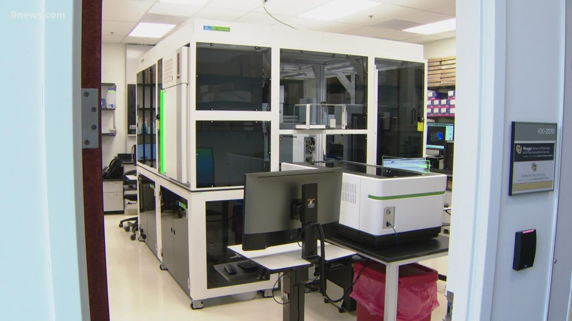 CU Anschutz Medical Campus new tool to speed up drug treatments