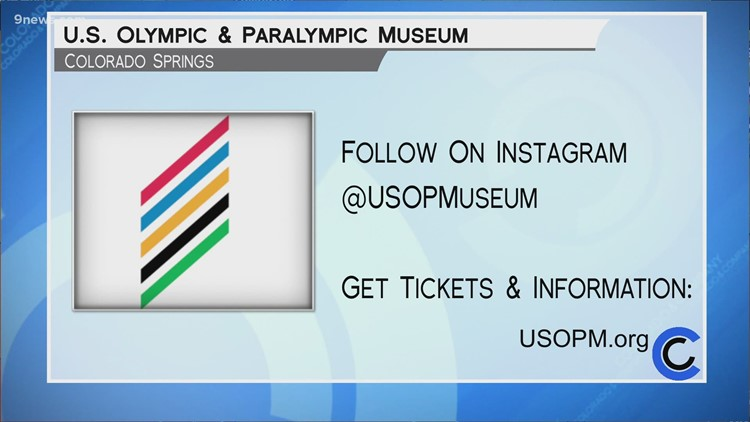 US Olympic and Paralympic Museum 2 - Tyler