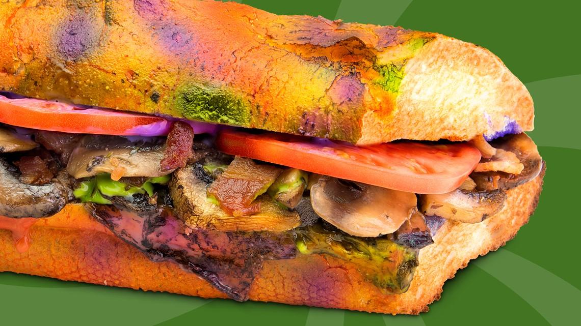 Quiznos to offer 'Magic Mushroom Melt' at Denver location