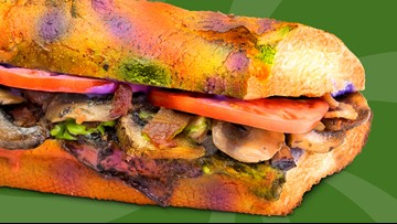 Quiznos to offer 'Magic Mushroom Melt' at Denver location