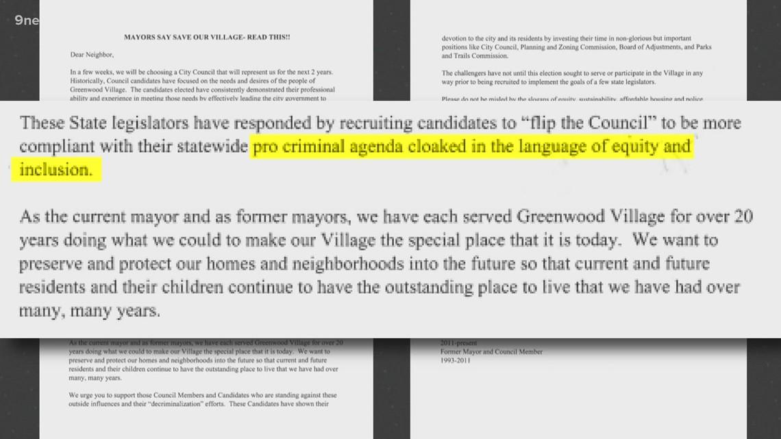 Greenwood village legislators continue to resist police reform