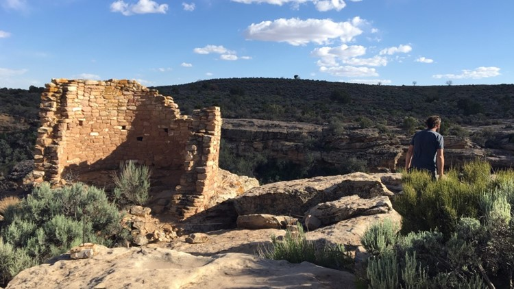 Hovenweep tower