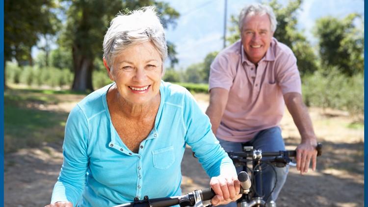 Active adults seek lifestyle