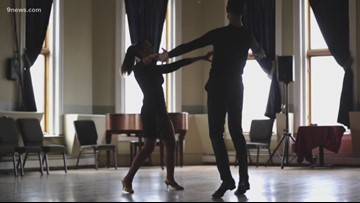 Three-time cancer survivor turns dancing into much bigger journey