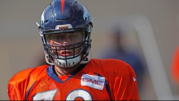 Broncos roster preview: Even with additions of Munchak, James and Risner, Bolles is key to improved offensive line