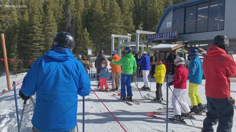 Ski resorts are getting ready for new snow