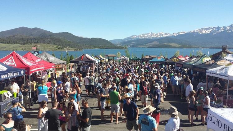 Lake Dillon Beer Festival