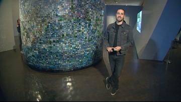 Denver artist debuts 10,000 works at Denver Art Museum