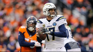 Put one last loss on inept Broncos' offense as Chargers prevail, 23-9, in horrifically played game