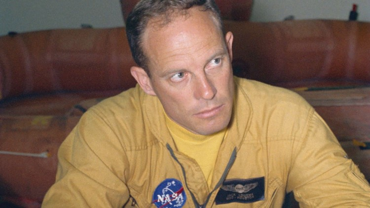 NASA astronaut Jack Lousma
