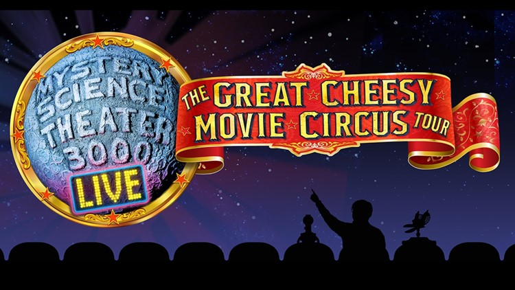 Denver Center for the Performing Arts  MYSTERY SCIENCE THEATER 3000: LIVE