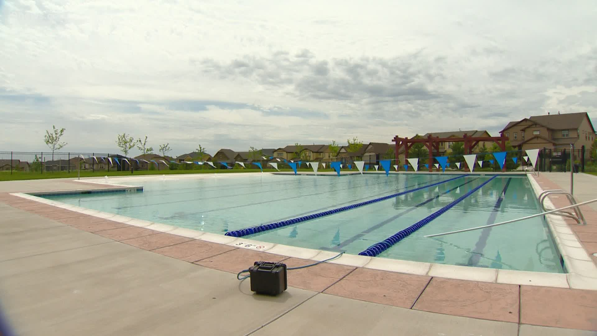 When Are Pools In Colorado Reopening After Pandemic 9news Com