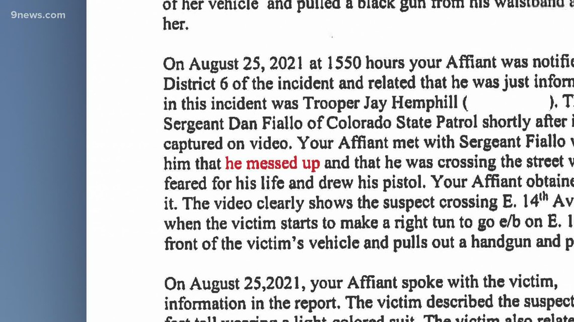 Trooper accused of threatening woman with gun while on duty