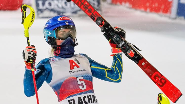 Mikaela Shiffrin nominated for 'Comeback of the Year' award