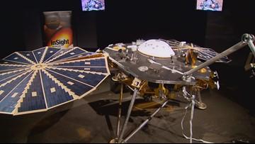 Denver Museum of Nature & Science displays full-scale model of NASA spacecraft