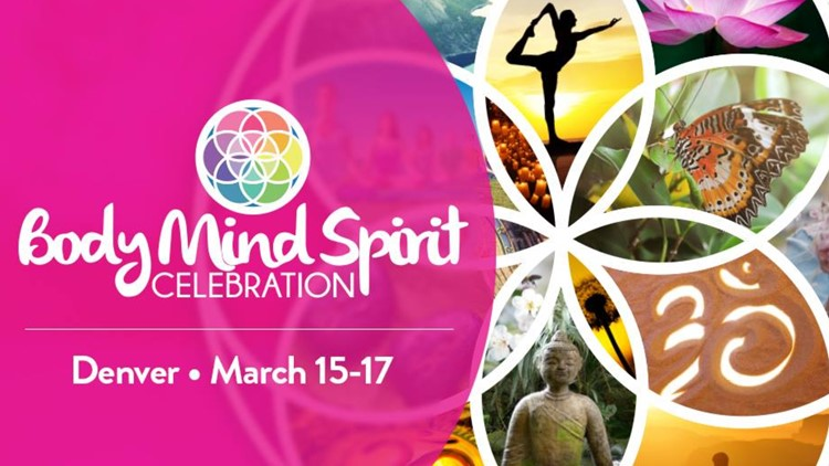 Body Mind Spirit Expo‎ Denver march 2019
