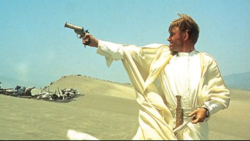 Epic 'Lawrence of Arabia' returns to movie theaters