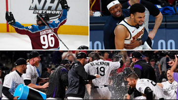 Commentary: There's no better time in sports than what is happening right now in Colorado
