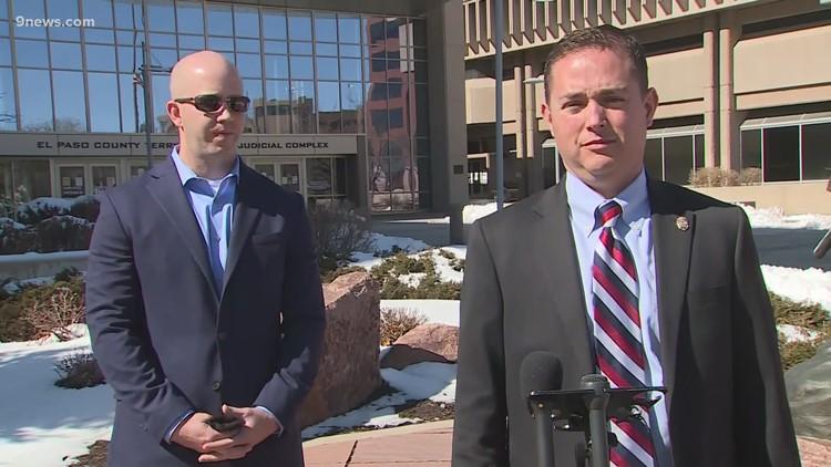 RAW: El Paso County DA discusses Gannon Stauch murder case
