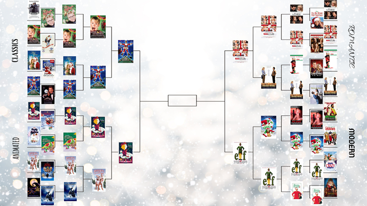Final Four: Vote for your favorite holiday movie in the 9NEWS Christmas Flick Fight